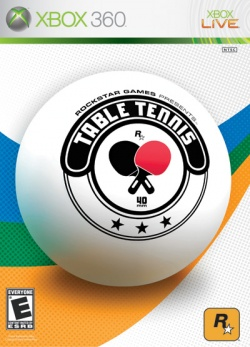 Rockstar Games presents: Table Tennis
