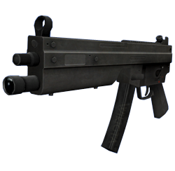 MP10 version of the SMG