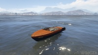 Speeder in GTA V