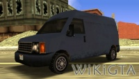 Ballot Van in GTA Liberty City Stories