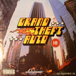 box art of Grand Theft Auto
