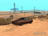 Cadrona in GTA San Andreas