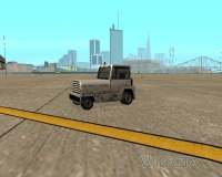 Tug in GTA San Andreas