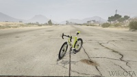 Whippet Race Bike in GTA V