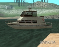 Tropic in GTA San Andreas