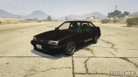 Futo in GTA V