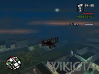 RC Baron in GTA San Andreas