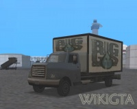 Yankee in GTA San Andreas