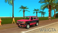 Landstalker in GTA Vice City Stories