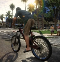 Mountain Bike in GTA V