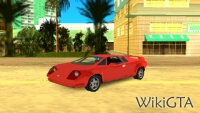 Infernus in GTA Vice City Stories