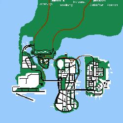 Maps (GTA III) - WikiGTA - The Complete Grand Theft Auto
