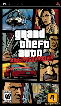Boxcover of GTA Liberty City Stories