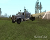 Tanker in GTA San Andreas