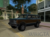 Landstalker in GTA Vice City