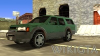 Landstalker in GTA Liberty City Stories