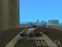 VCN Maverick in GTA Vice City