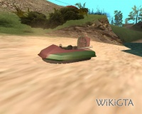 Vortex in GTA San Andreas
