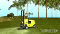 Forklift in GTA Vice City Stories