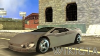 Infernus in GTA Liberty City Stories