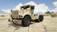 Barracks Semi in GTA V