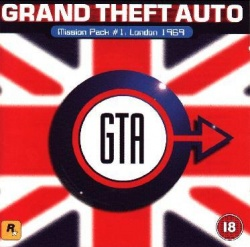Cover image of GTA: London 1969