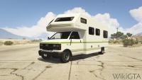 Camper in GTA V