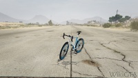 Tri-Cycles Race Bike in GTA V