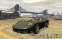 Turismo in GTA IV