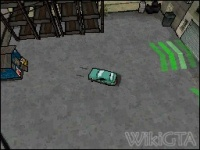 Blista Compact in GTA Chinatown Wars