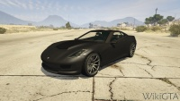 Coquette in GTA V