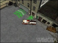Fire Truck in GTA Chinatown Wars