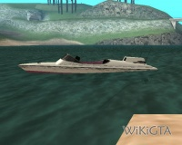 Speeder in GTA San Andreas