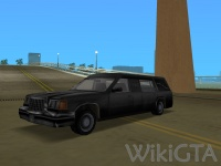 Romero's Hearse in GTA Vice City