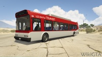 Bus in GTA V