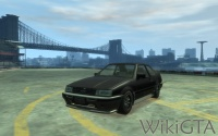 Futo in GTA IV
