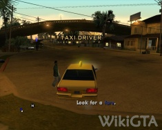 Taxi Driver (GTA San Andreas) - WikiGTA - The Complete Grand Theft