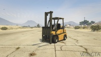 Forklift in GTA V