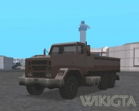 Flatbed in GTA San Andreas