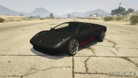 Infernus in GTA V