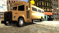 Bus in GTA Liberty City Stories