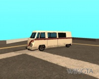 Camper in GTA San Andreas