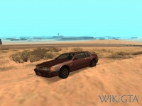 Bravura in GTA San Andreas