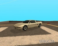 Infernus in GTA San Andreas
