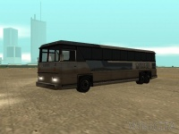 Bus in GTA San Andreas