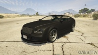 Cognoscenti Cabrio in GTA V