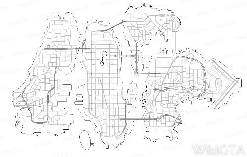 Maps (GTA IV) - WikiGTA - The Complete Grand Theft Auto