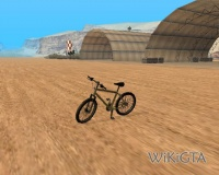 Mountain Bike in GTA San Andreas