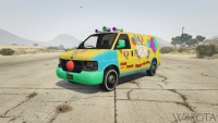 Clown Van in GTA V