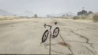 Endurex Race Bike in GTA V